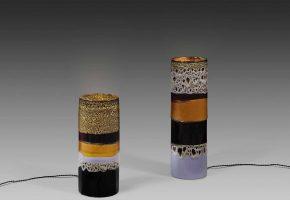 photophores totems ceramiques